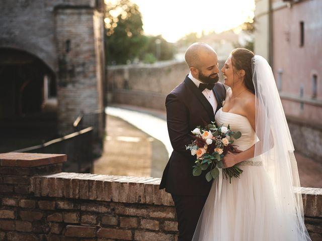 Il matrimonio di Irene e Elia a Foligno, Perugia 60