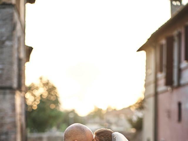 Il matrimonio di Irene e Elia a Foligno, Perugia 61