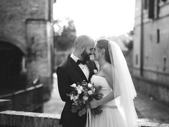 Il matrimonio di Irene e Elia a Foligno, Perugia 62