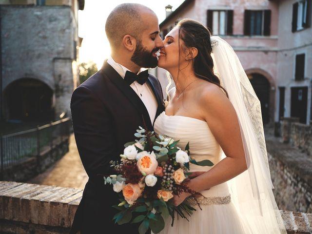 Il matrimonio di Irene e Elia a Foligno, Perugia 64