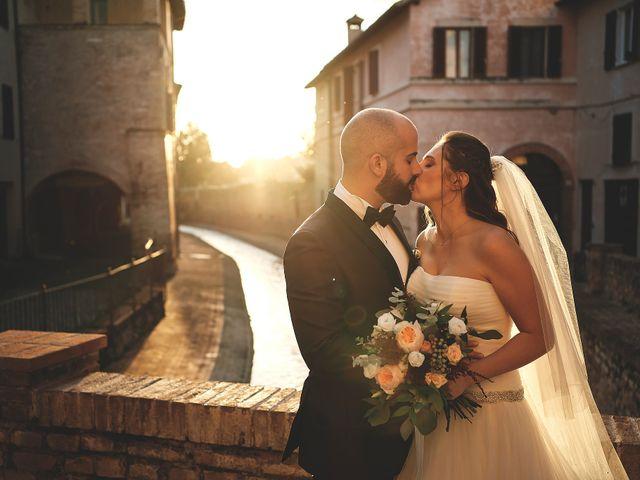 Il matrimonio di Irene e Elia a Foligno, Perugia 66