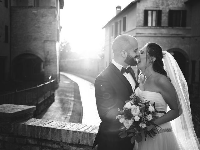 Il matrimonio di Irene e Elia a Foligno, Perugia 1