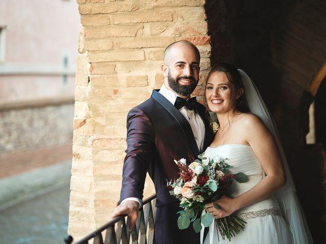 Il matrimonio di Irene e Elia a Foligno, Perugia 74