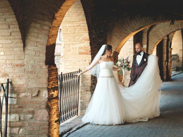 Il matrimonio di Irene e Elia a Foligno, Perugia 75