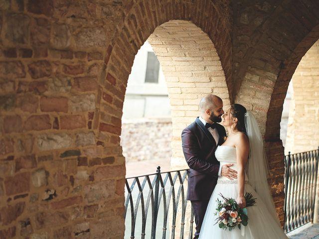 Il matrimonio di Irene e Elia a Foligno, Perugia 76