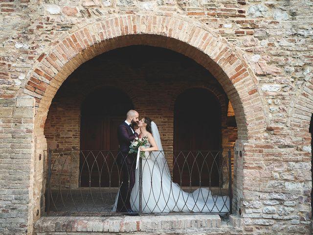 Il matrimonio di Irene e Elia a Foligno, Perugia 77