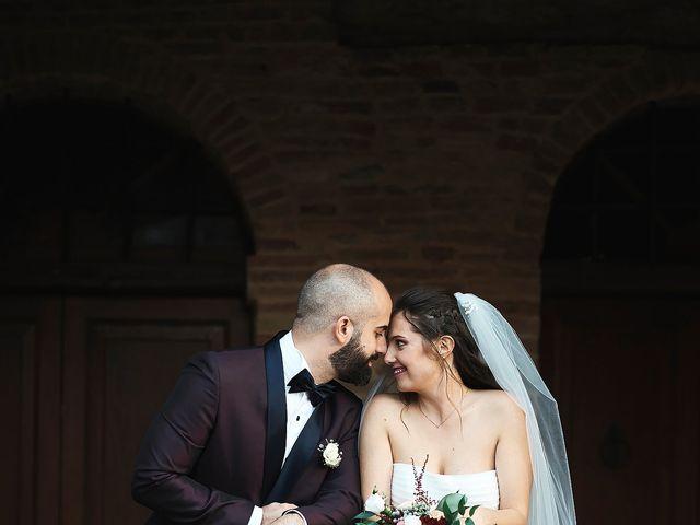 Il matrimonio di Irene e Elia a Foligno, Perugia 79