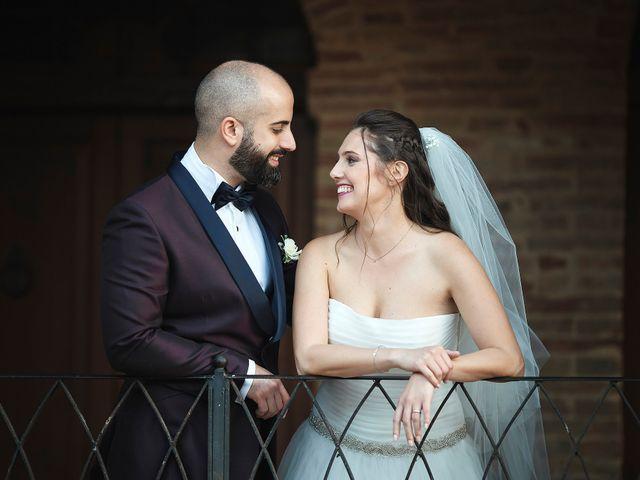 Il matrimonio di Irene e Elia a Foligno, Perugia 81