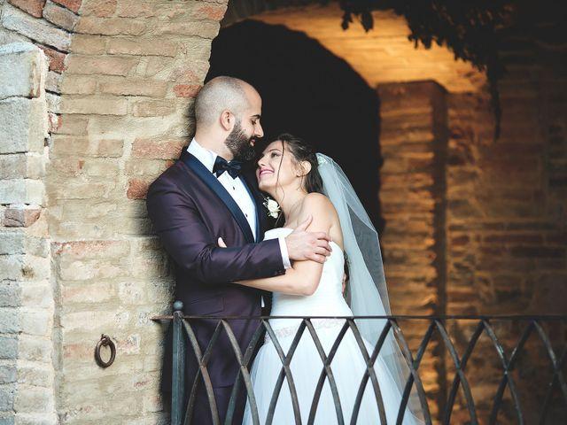 Il matrimonio di Irene e Elia a Foligno, Perugia 83