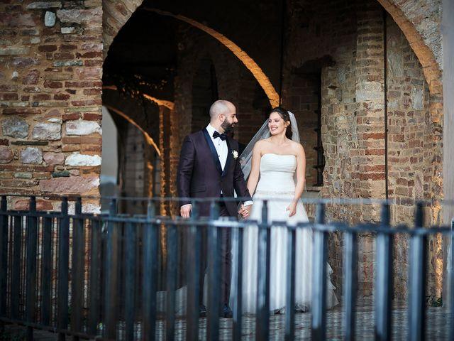 Il matrimonio di Irene e Elia a Foligno, Perugia 84