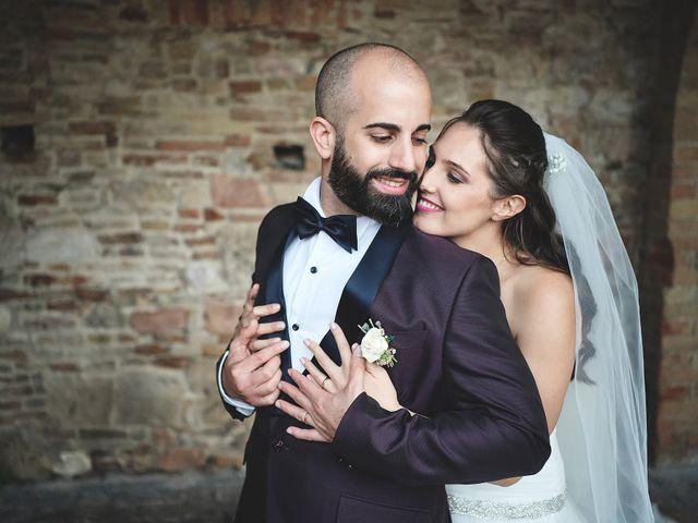 Il matrimonio di Irene e Elia a Foligno, Perugia 85