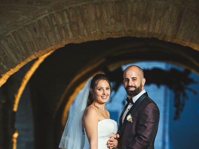 Il matrimonio di Irene e Elia a Foligno, Perugia 87