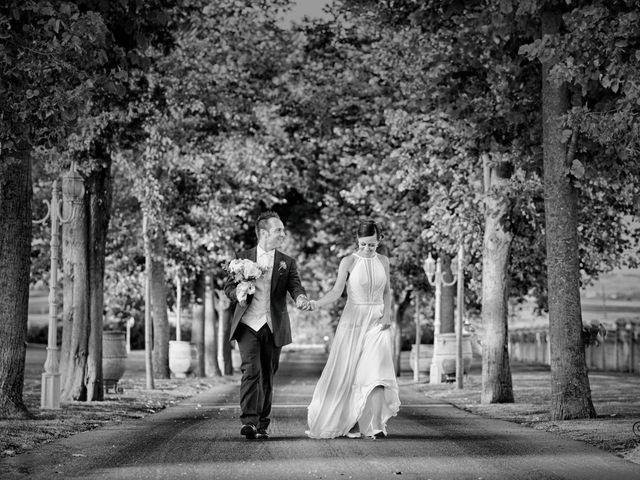 Le nozze di Cristina e Maurizio