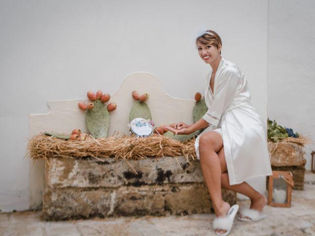 Il matrimonio di Giovanni e Rosa a Campi Salentina, Lecce 14