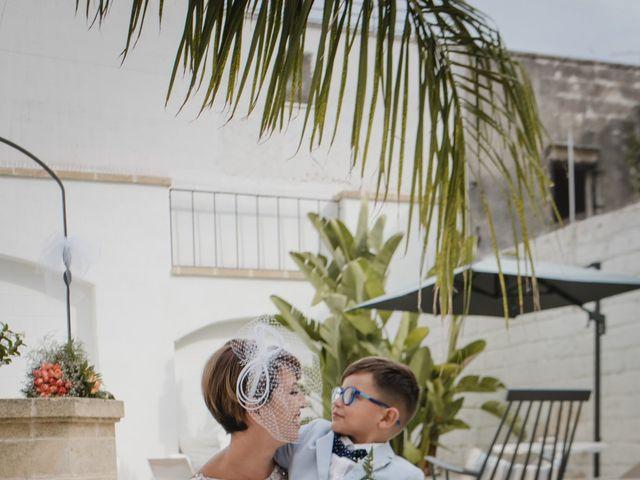 Il matrimonio di Giovanni e Rosa a Campi Salentina, Lecce 17