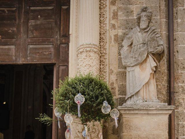 Il matrimonio di Giovanni e Rosa a Campi Salentina, Lecce 19