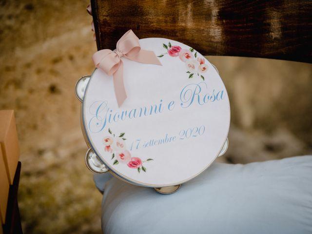 Il matrimonio di Giovanni e Rosa a Campi Salentina, Lecce 26