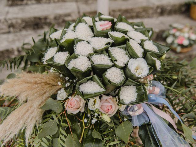 Il matrimonio di Giovanni e Rosa a Campi Salentina, Lecce 27
