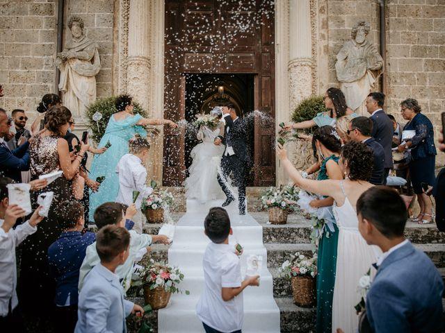 Il matrimonio di Giovanni e Rosa a Campi Salentina, Lecce 30