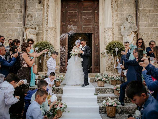 Il matrimonio di Giovanni e Rosa a Campi Salentina, Lecce 31