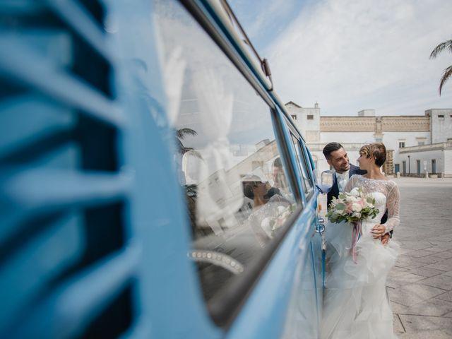 Il matrimonio di Giovanni e Rosa a Campi Salentina, Lecce 34