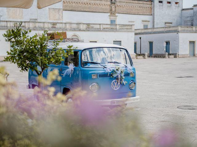 Il matrimonio di Giovanni e Rosa a Campi Salentina, Lecce 35