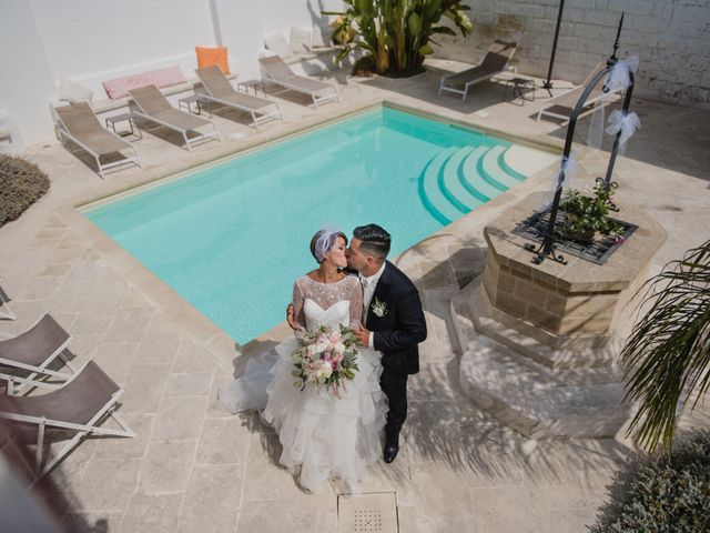 Il matrimonio di Giovanni e Rosa a Campi Salentina, Lecce 36