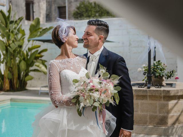 Il matrimonio di Giovanni e Rosa a Campi Salentina, Lecce 38