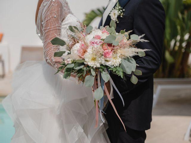 Il matrimonio di Giovanni e Rosa a Campi Salentina, Lecce 43