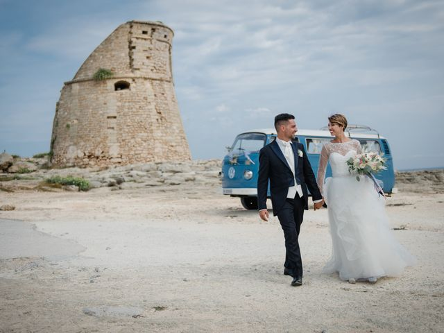 Il matrimonio di Giovanni e Rosa a Campi Salentina, Lecce 51