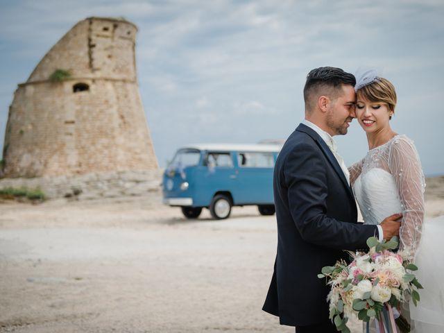 Il matrimonio di Giovanni e Rosa a Campi Salentina, Lecce 1