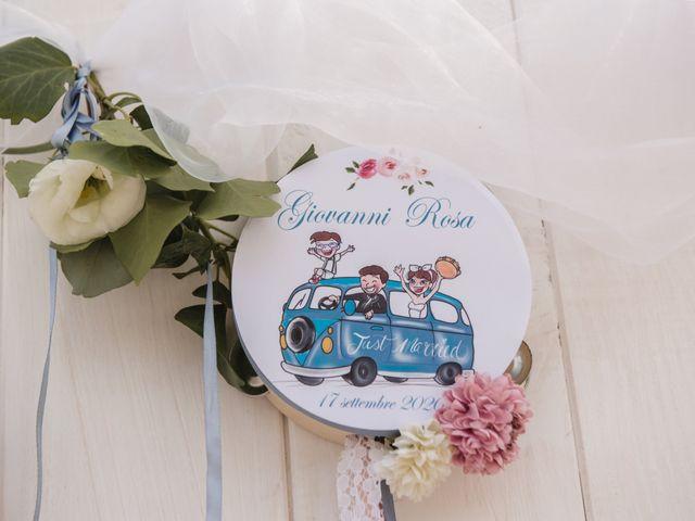 Il matrimonio di Giovanni e Rosa a Campi Salentina, Lecce 55