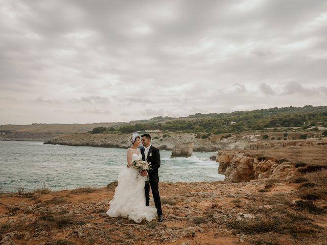 Il matrimonio di Giovanni e Rosa a Campi Salentina, Lecce 59