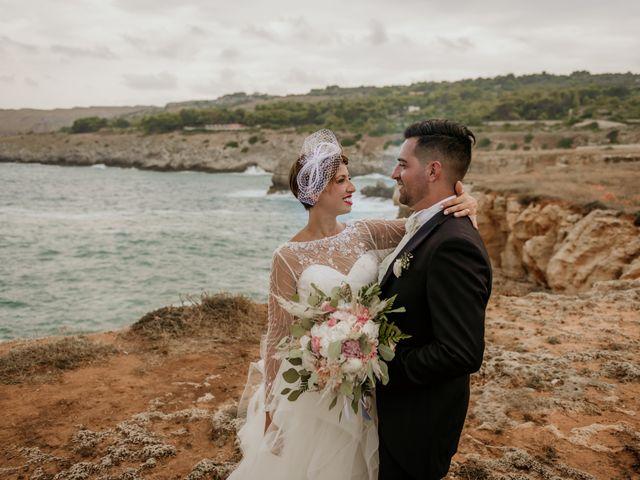 Il matrimonio di Giovanni e Rosa a Campi Salentina, Lecce 62