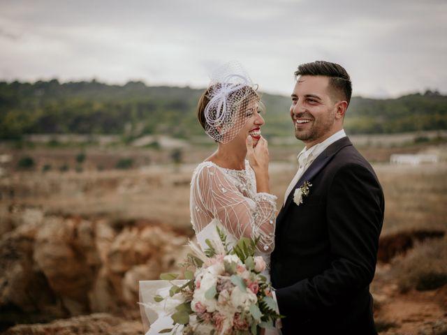 Il matrimonio di Giovanni e Rosa a Campi Salentina, Lecce 63