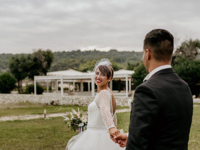 Il matrimonio di Giovanni e Rosa a Campi Salentina, Lecce 74