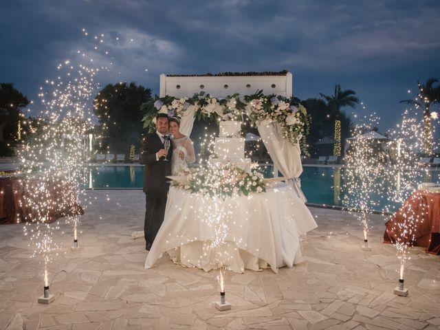 Il matrimonio di Giovanni e Rosa a Campi Salentina, Lecce 79