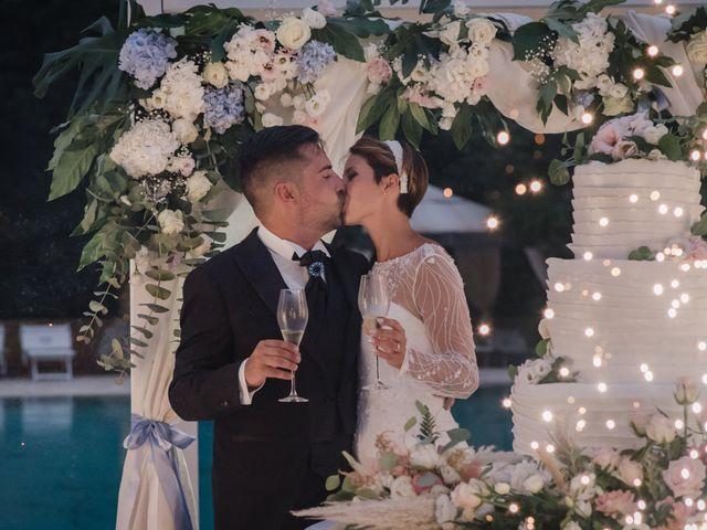 Il matrimonio di Giovanni e Rosa a Campi Salentina, Lecce 80