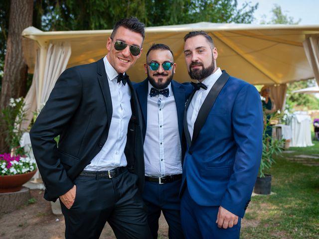 Il matrimonio di Natasha e Marco a Roppolo, Biella 8