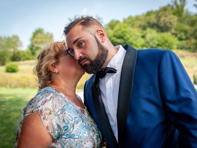 Il matrimonio di Natasha e Marco a Roppolo, Biella 9