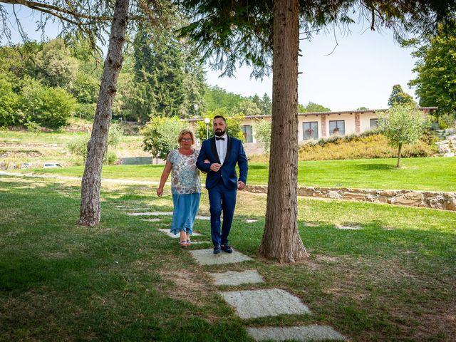 Il matrimonio di Natasha e Marco a Roppolo, Biella 10