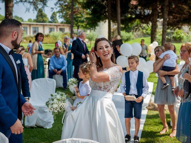 Il matrimonio di Natasha e Marco a Roppolo, Biella 14