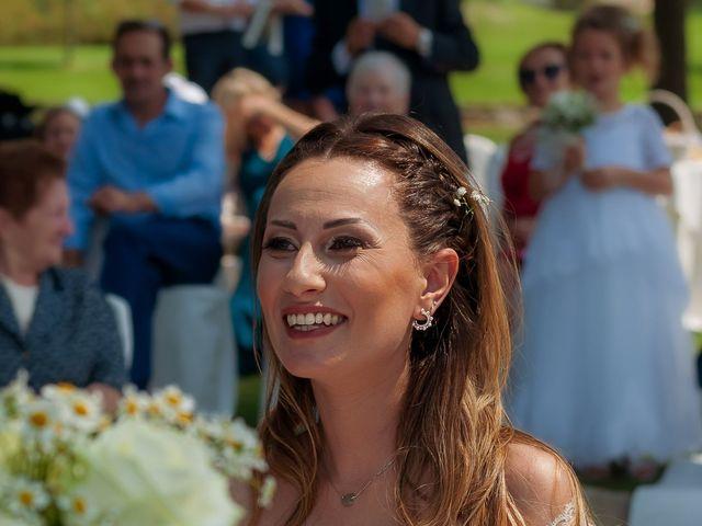 Il matrimonio di Natasha e Marco a Roppolo, Biella 15