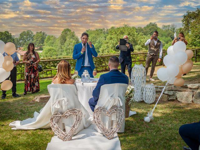 Il matrimonio di Natasha e Marco a Roppolo, Biella 16