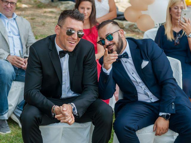 Il matrimonio di Natasha e Marco a Roppolo, Biella 17