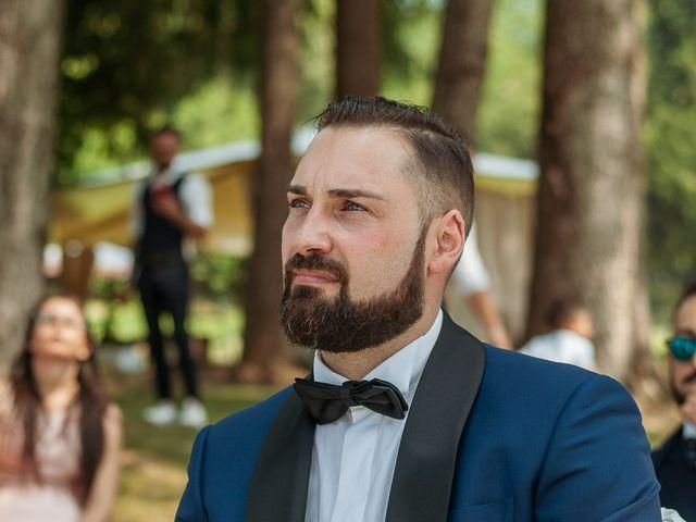 Il matrimonio di Natasha e Marco a Roppolo, Biella 19