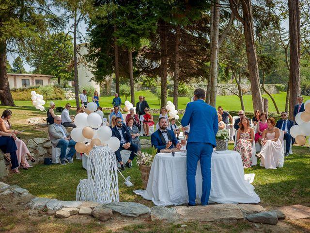 Il matrimonio di Natasha e Marco a Roppolo, Biella 20