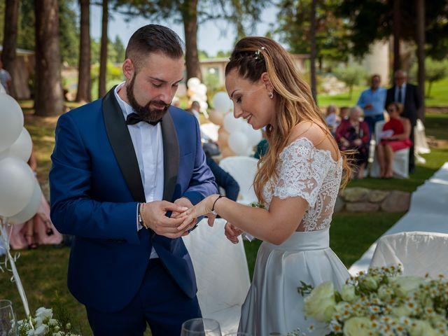 Il matrimonio di Natasha e Marco a Roppolo, Biella 24
