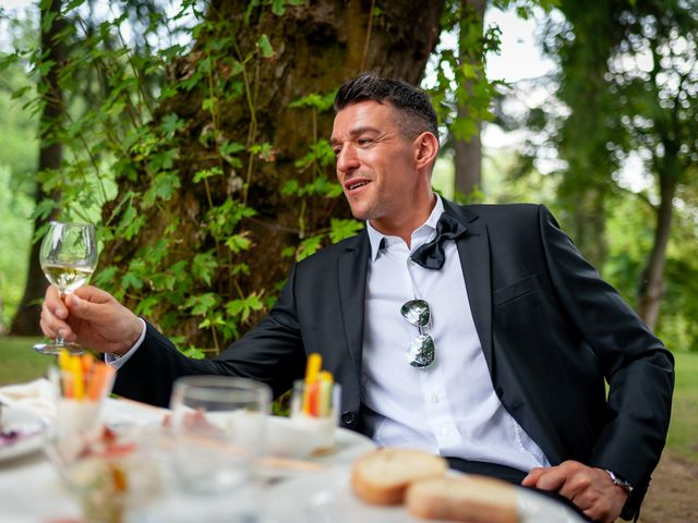 Il matrimonio di Natasha e Marco a Roppolo, Biella 35