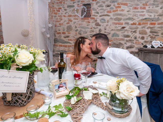 Il matrimonio di Natasha e Marco a Roppolo, Biella 44